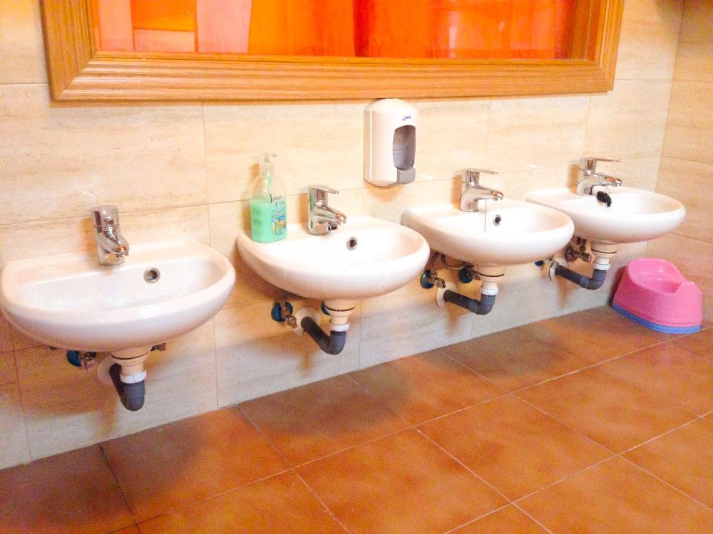 Medidas Baño Adaptado:Baños Adaptados