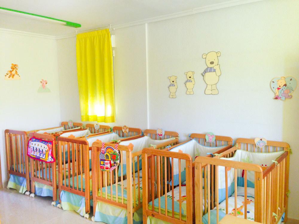 Baños Guarderias Infantiles:COLORES